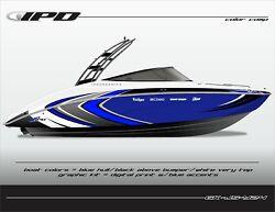 Ipd Js Design Graphic Kit For Yamaha 242 Limited, Sx240, Ar240