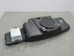 03-05 Lincoln Town Car Rear Subwoofer Sub Amplifier Amp Box Assembly Oem 9931