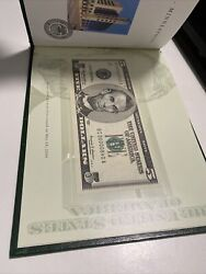 1999 5 Premium Federal Reserve All Set Of 12 Notes Match Number 00000840 Unc!