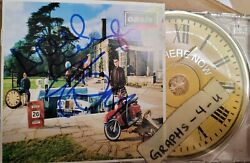 Oasis Signed Noel And Liam Gallagher Autograph Coa