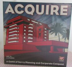 New Never Opened Avalonhill Hasbro Acquire Finance Planning Corporate Board Game
