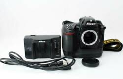 Good Condition Nikon D2x Body Mh-21 Charger / Battery Included 9211