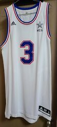 Adidas Nba Dwyane Wade All Star East 2015 Miami Heat Rev30 Home Authentic Jersey