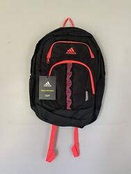 Adidas School Sports Backpack Women#x27;s Size Large Adult Prime V New With Tags $44.95