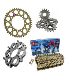Ducati Panigale 1199 2012 - 2014 Renthal Did Chain And Sprocket Kit With Carrier