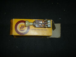 Nos Joseph Pollak Corp. Heater And Defroster Switch 1625 6-volt 1940and039s