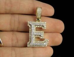 18kt Diamond Letter And Gold Pendant Fashion Gift For Women Unisex Made In Italy