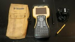 Trimble Tsc2 Data Collector With 2.4ghz Radio Incl Scs900 V2.61 Software + Roads