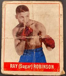 1948 Leaf Boxing Cards Pick Complete Your Set Free Shipping
