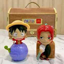 Mcdonaldand039s Thailand Exclusive - One Piece Monkey D. Luffy Mobile Stand