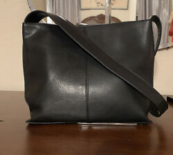 Hobo International Vintage Black Leather Shoulder Bag Hobo $45.99