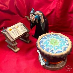 Used Wdcc Villains Series Snow White Evil Queen Figure Ornament Pottery