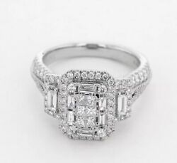 Vera Wang Love Engagment Ring Size S Rrp Andpound3500