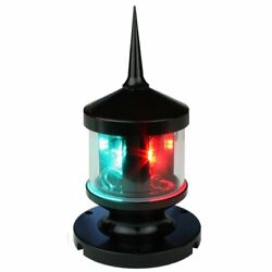 Lunasea Tri-color/anchor/strobe Led Navigation Light Llb-53bk-01-00