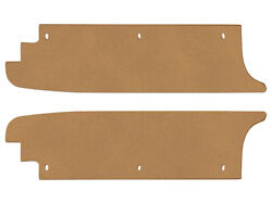 New 1966-67 Fairlane Trunk Filler Boards Lh Rh Side Extensions 500 Xl Gt Ford