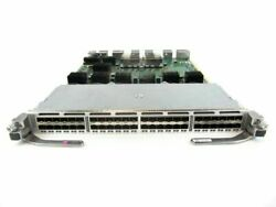 Used Cisco Ds-x9448-768k9 48 Port 16 Gbps Channel Switch Module Tested