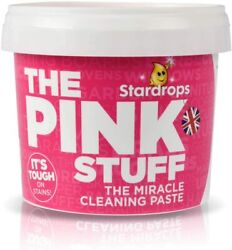 The Pink Stuff Miracle Cleaning Paste All Purpose Cleaner 500g $13.75