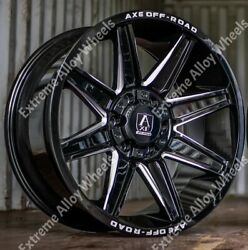 20 Axe At3 Roues Alliage Pour Ford Ranger+wildtrak Pick Up 6x139 4x4