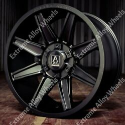 20 At3 Roues Alliage Pour Ford Ranger+wildtrak Pick Up 6x139 4x4