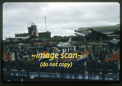 1950and039s Raf Usaf And Luftwaffe Aircraft In Europe Original Slide A2b