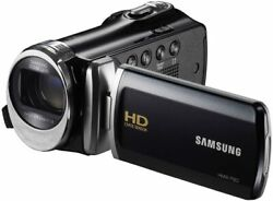 Samsung F90 Black Camcorder With 2.7 Lcd Screen/hd Video Discontinued Renewed