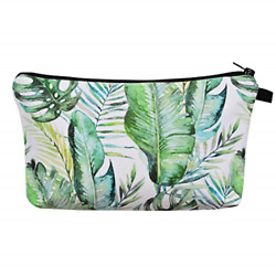 Back Sweet Home Cosmetic Bags for women Functional Makeup bags Small makeup bags $10.86