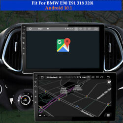 Fit For Bmw E90 E91 318 320i M3 9android 10.1 Stereo Gps Wifi Mp5 Player 2+32g