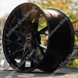 Commercial Rated 950kg Alloy Wheels 20 Fit Volkswagen T5 T6 T28 T30 Gb Rv197 Wr