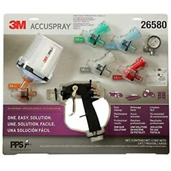 Accuspray™ One Spray Gun System With Pps™ Series 2.0 Spray Cup System