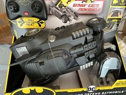 Launch And Defend Batmobile Rc