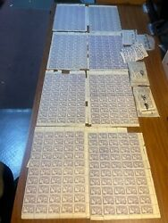Wholesale Lot Huge Hoard. Mexico 647 @90. Approx. 2560 Stamps Cat.3200.00.