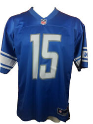 Golden Tate Iii Detroit Lions Nfl Jersey Size Large -e145