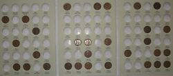 1910-1940 Lincoln Wheat Penny Cent Collection, 30 Coins In Album W/semi-keys