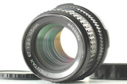 Pentax Smc P 67 105mm F2.4 Lens Late For 6x7 67 Pentax 875 @ W3