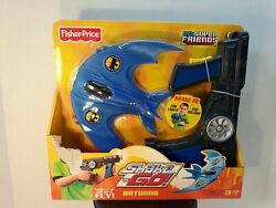 Rare Batman Fisher Price Shake N Go Batwing Lights And Sounds New Unopened