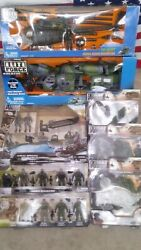 Bbi Elite Force Us Army Rangers Navy Seals 118 Scale Mixed Rare Lot