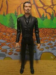 Sam Cobra Bad Guy/gambler From The Johnny West Collection By Marx,1/6th Cowboy