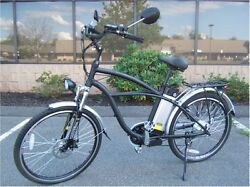 Electric Bicycle, Motorized Bike Scooter, Electric-bike-motor, Electric Moped