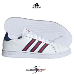 Chaussure Adidas Fv8130 Grand Cour Sneaker