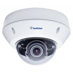 Geovision Gv-vd8700 Face Recognition Camera 8mp 3.312mm Wdr Dome 125-vd8700-000