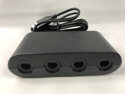 Official Wii U Switch Gamecube Controller Adapter Nintendo Authentic Oem Wup-028