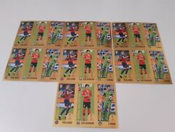 Panini Erling Haaland Haland - 421 Fifa 365 2020 Invest Lot 7 Stickers Rookie