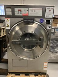 Used 2007 Coin Or Card Operated 30lb. Washer - Continental Girbau - Laundromat