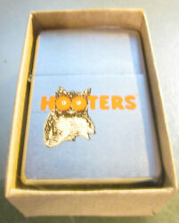 Vintage Rare 1998 Hooters Zippo Lighter Excellent Condition