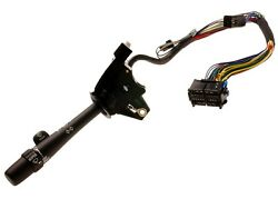 Turn Signal Switch Front Acdelco Gm Original Equipment D6252c
