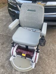 Hoveround Mpv5 Series Ii Power Chair Wheelchair Freight Service Or Delivery