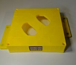 Rock Em Sock Em Robots, Yellow Replacement Robot Base Ring Base Plate, For Parts