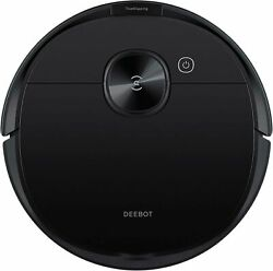 Ecovacs Robotics - Deebot N8 Vacuum And Mop Robot With Advanced Laser Mapping -...