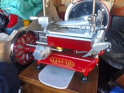 Italian Legend 250 Vo Meat Slicer