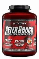 Myogenix Aftershock Post Workout, Unlimited Muscle Growth   Anabolic Whey Pro...